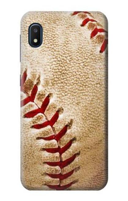S0064 Baseball Etui Coque Housse pour Samsung Galaxy A10e