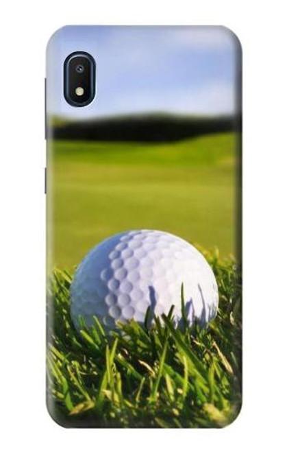 S0068 Golf Etui Coque Housse pour Samsung Galaxy A10e