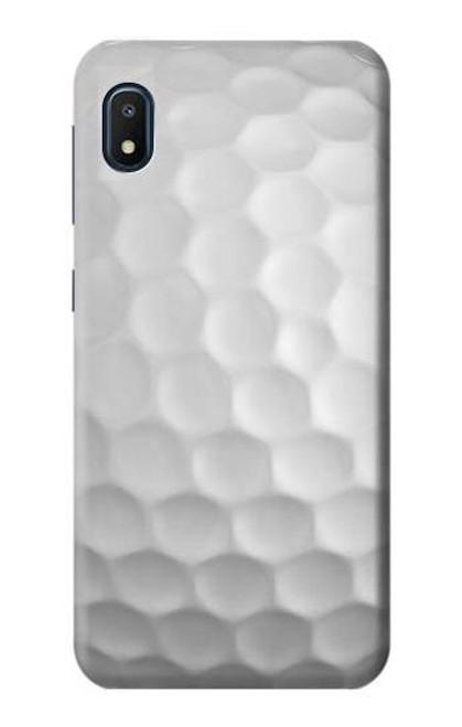 S0071 Golf Ball Etui Coque Housse pour Samsung Galaxy A10e