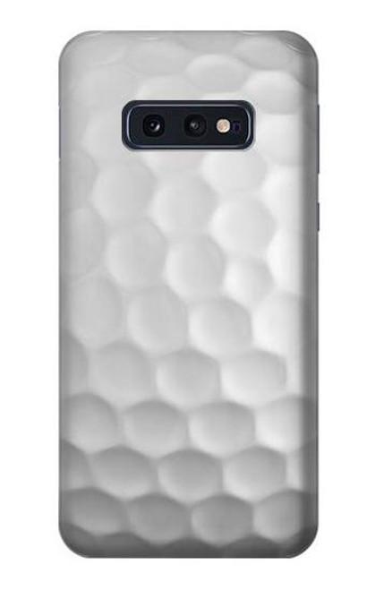 S0071 Golf Ball Etui Coque Housse pour Samsung Galaxy S10e