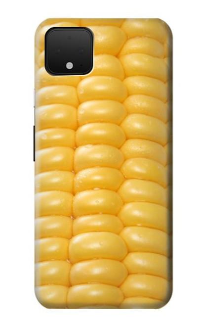 S0562 Sweet Corn Etui Coque Housse pour Google Pixel 4