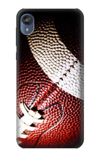 S0062 American Football Etui Coque Housse pour Motorola Moto E6, Moto E (6th Gen)