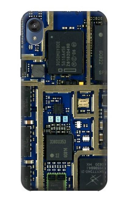 S0063 Curcuid Board Etui Coque Housse pour Motorola Moto E6, Moto E (6th Gen)