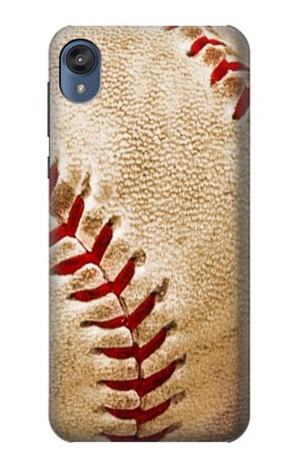 S0064 Baseball Etui Coque Housse pour Motorola Moto E6, Moto E (6th Gen)