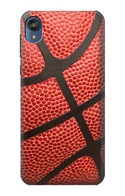 S0065 Basketball Etui Coque Housse pour Motorola Moto E6, Moto E (6th Gen)