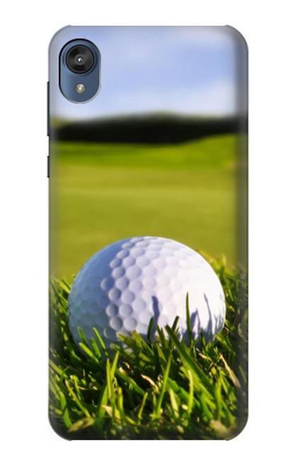 S0068 Golf Etui Coque Housse pour Motorola Moto E6, Moto E (6th Gen)