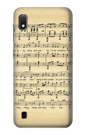 coque samsung a70 musique