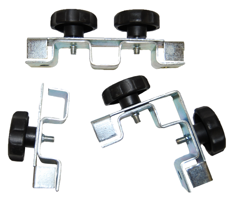 Half Wall Mounting Bar Brackets