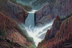 Yellowstone National Park Art