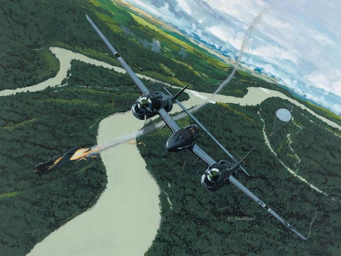 P-38 Lightning Fine Art Prints