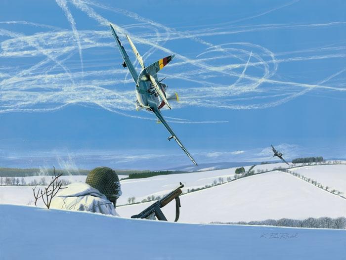 Republic P-47 Thunderbolt Fine Art Prints