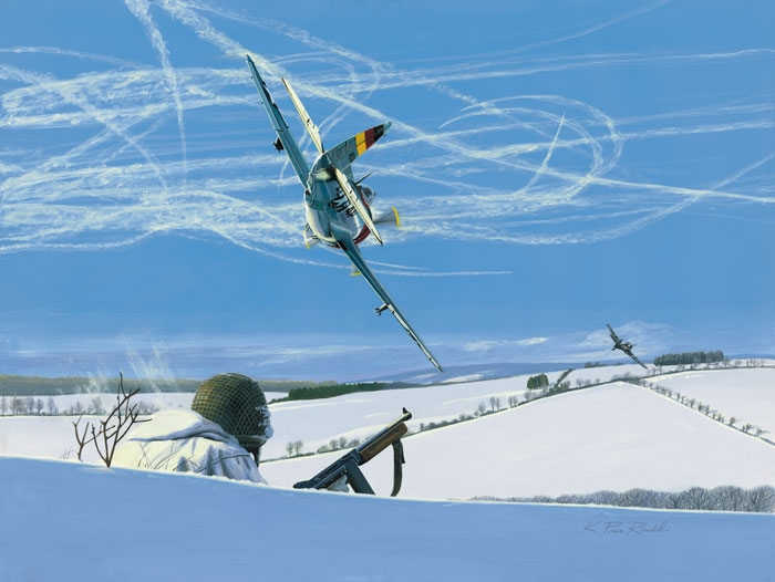 World War II Aviation Fine Art  Prints