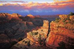 Grand Canyon Art