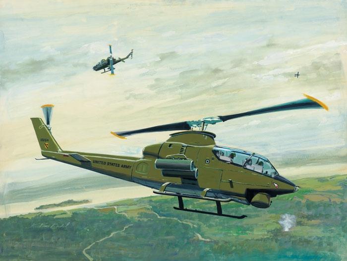 Bell AH-1 Cobra Fine Art Prints