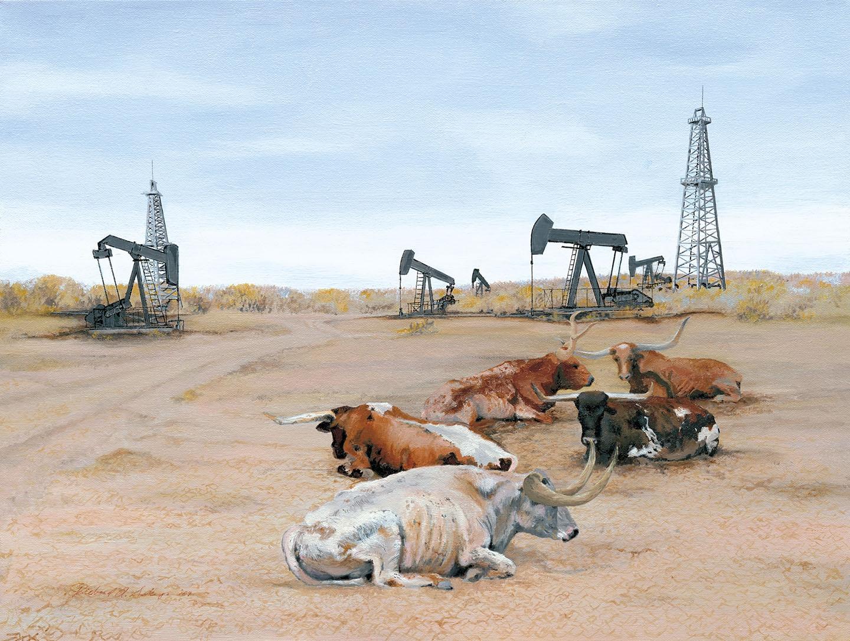 Oil & Gas Art