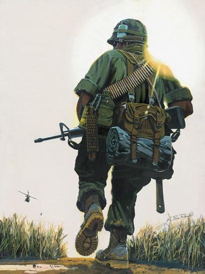 Vietnam War Era Aviation Fine Art Prints