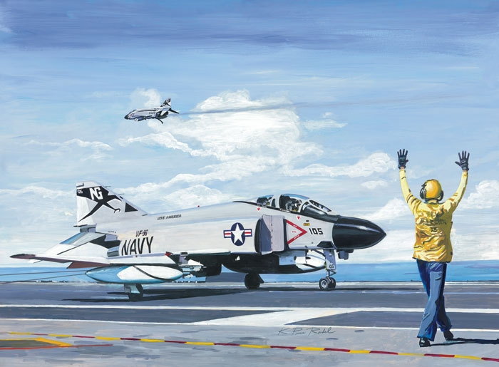 F-4 Phantom Fine Art Prints