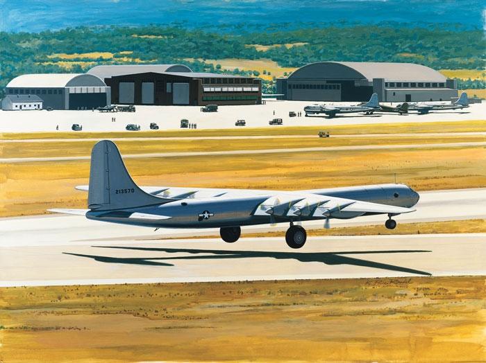 Cold War Aviation Fine Art Prints