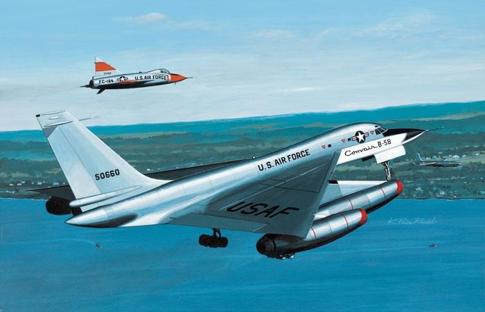 B-58 Hustler Fine Art Prints