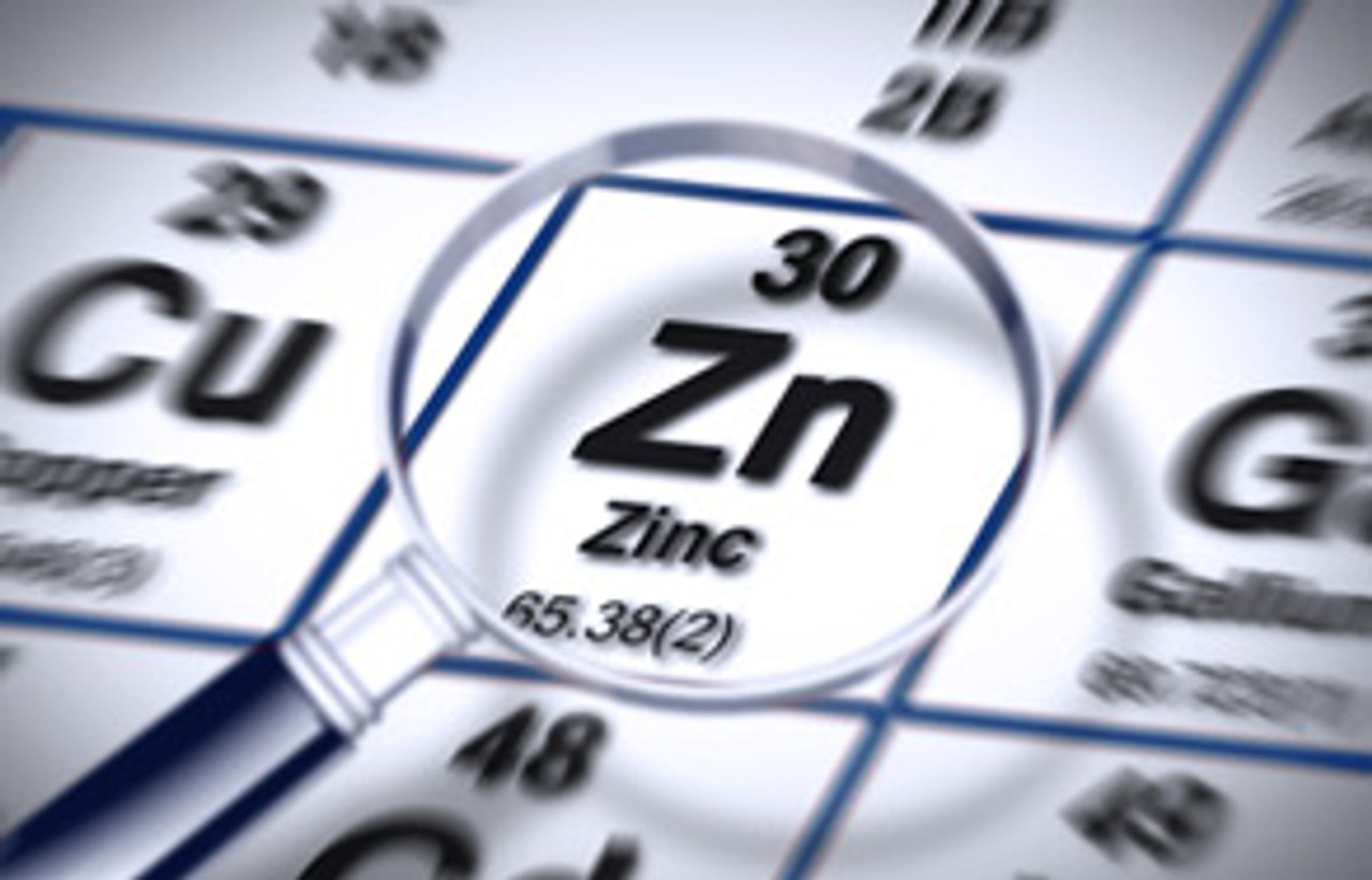 Zinc and High Blood Pressure
