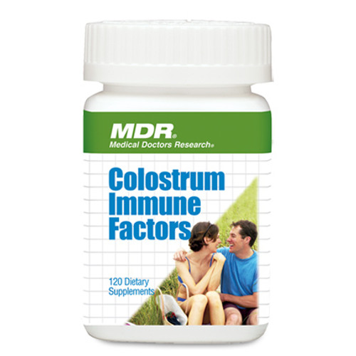 Colostrum Immune Factors, 120 ct.