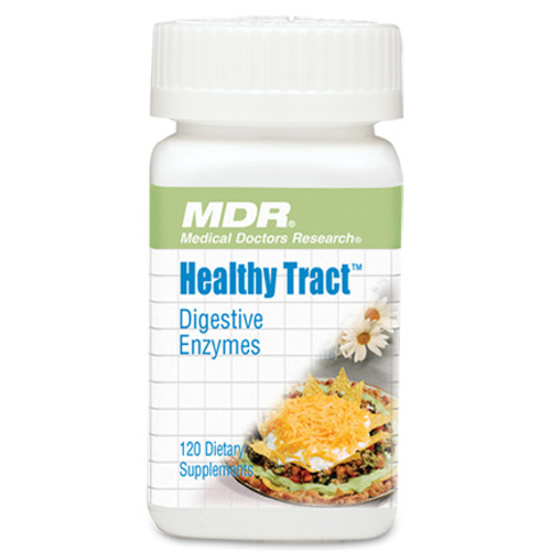 Healthy Tract Enzymes, 120 ct.