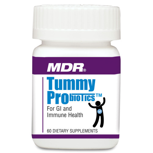 Tummy Probiotics, 60 Mini-Chewable Tablets