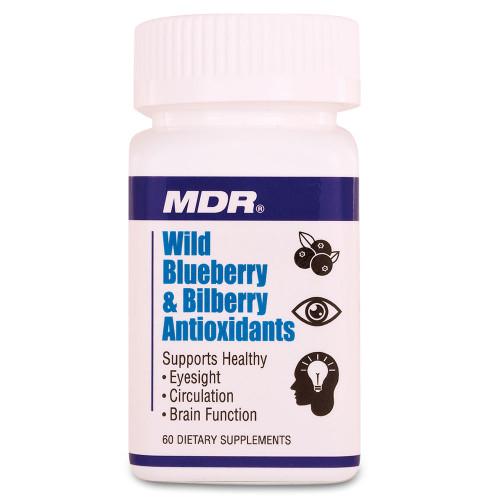 Wild Blueberry & Bilberry Antioxidants