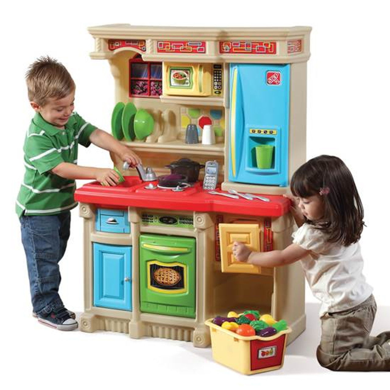 Copy Of Step 2 Fresh Accents Kitchen Malky S Toy Store