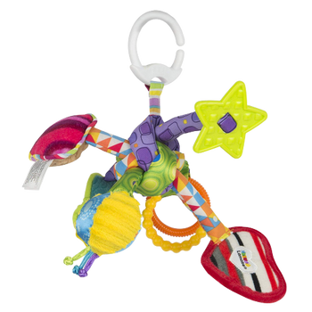 LAMAZE KNOT BABY TOY (PACKAGING IMPERFECT)