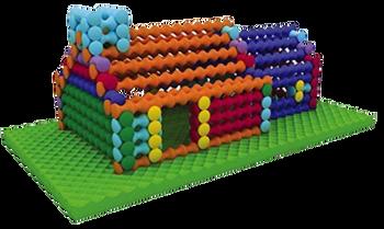 POPULAR PLAYTHINGS PLAYSTIX BOARD