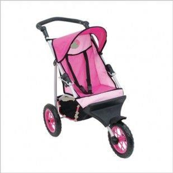 chico doll stroller   (color may vary)