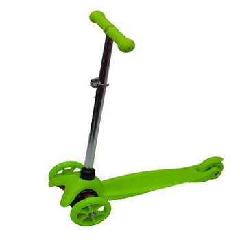MINI 3 WHEEL SCOOTER (COLORS AND STYLES VARY)