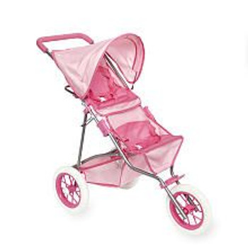 YOU & ME TWIN JOGGER STROLLER