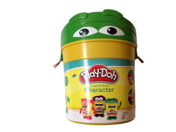 PLAY-DOH CREATE N STORE CHARACTER