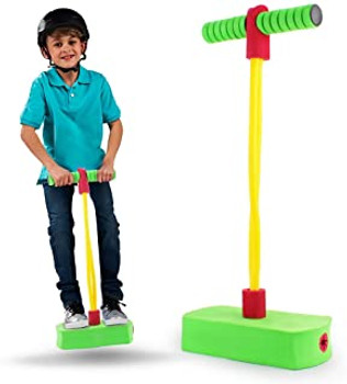 FOAM POGO JUMPER (STYLES AND COLORS VARY)