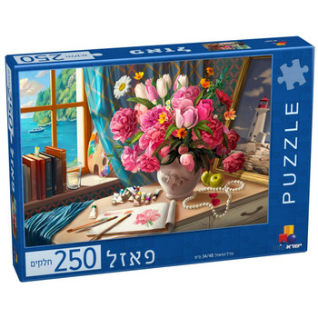 ISRATOYS PUZZLES 250 PIECES (STYLES VARY)