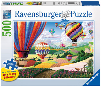 RAVENSBURGER PUZZLES 300 PIECES (STYLES VARY)