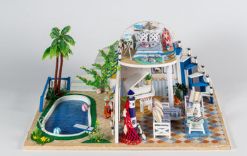 HODY DIY SUMMER VILLA CRAFT