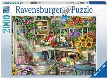 RAVENSBURGER PUZZLES 2000  PIECES (STYLES VARY)