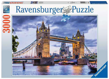 RAVENSBURGER PUZZLES 3000  PIECES (STYLES VARY)