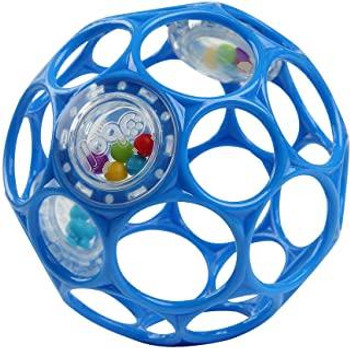 OBALL RATTLE (COLORS VARY)