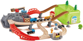HAPE RAILWAY BUILDER-SET