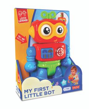 HAP-P-KID MY FIRST LITTLE BOT ROBOT