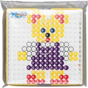 HAMA BOARD WITH SAMPLE PICTURES FOR MAXI BEADS