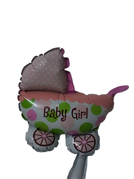 BABY GIRL BALLOON JERUSALEM ONLY
