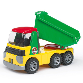 ROADMAX DUMP TRUCK (DAMAGED PACKAGING)