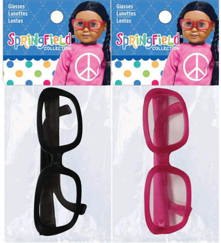 SPRINGFIELD COLLECTION HIPSTER GLASSES (COLORS VARY)