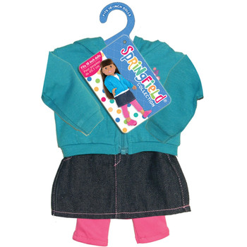 Springfield CASUAL OUTFIT  18 Inch Doll