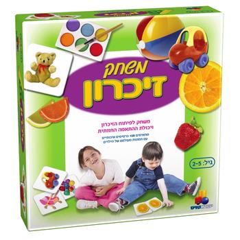 ISRATOYS CLASSIC MEMORY GAME